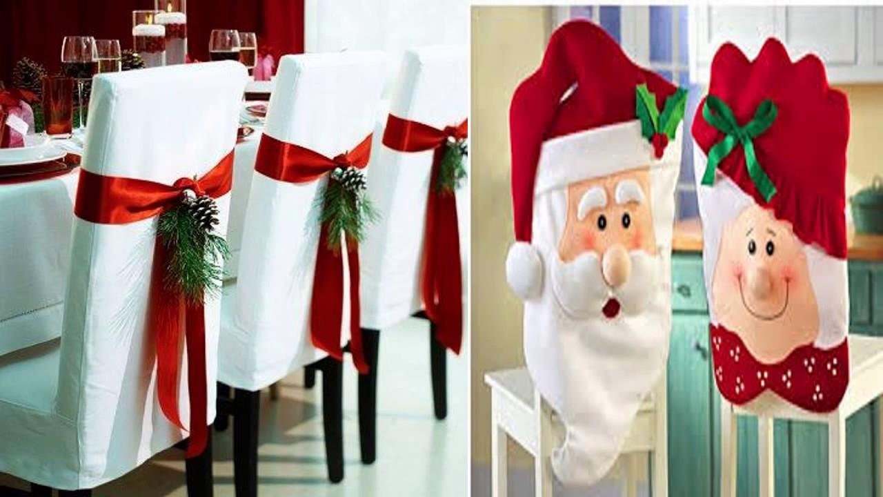 Creativas ideas para decorar en navidad youtube - Ideas para decoracion ...