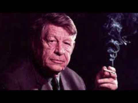 W.H.Auden  Mentre andavo a passeggio una sera