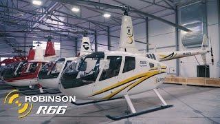 Тест Вертолёта от Давидыча. Robinson-R66