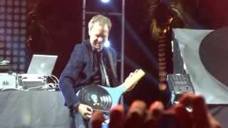 Cut Chemist and DJ Numark - Performing Live during Jurassic 5 concert @ Coachella 2013 weekend 1