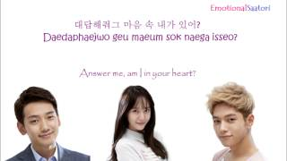 Kim Tae Woo (g.o.d) – Only You (너 하나만) My Lovely Girl OST PART.4 (Colour Coded/ROM/HAN/ENG)