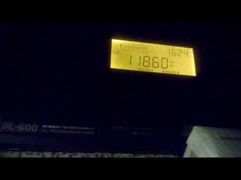 Radio Sanaa broadcast