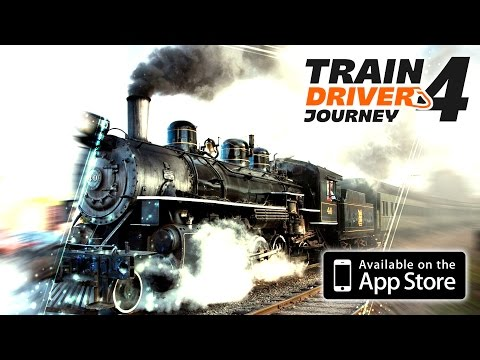 Train Driver Journey 4 - Introduction to Steam