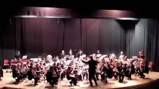 Danzon no. 2 performed by Koninklijke Harmonie Rotem, Belgium