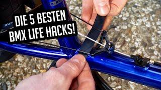 Die 5 besten BMX Life Hacks, die jeder kennen muss!