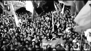 Emocionante discurso  de Cristina Fernández