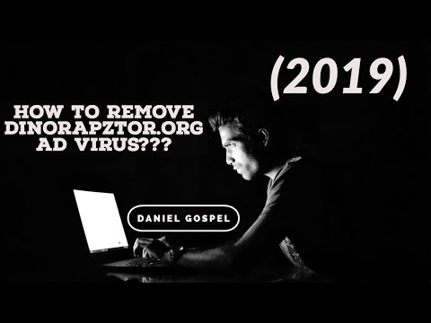 How To Remove Dinoraptzor.org From My Computer???(2019)