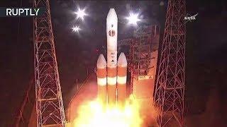 NASA запустило аппарат для исследования Солнца