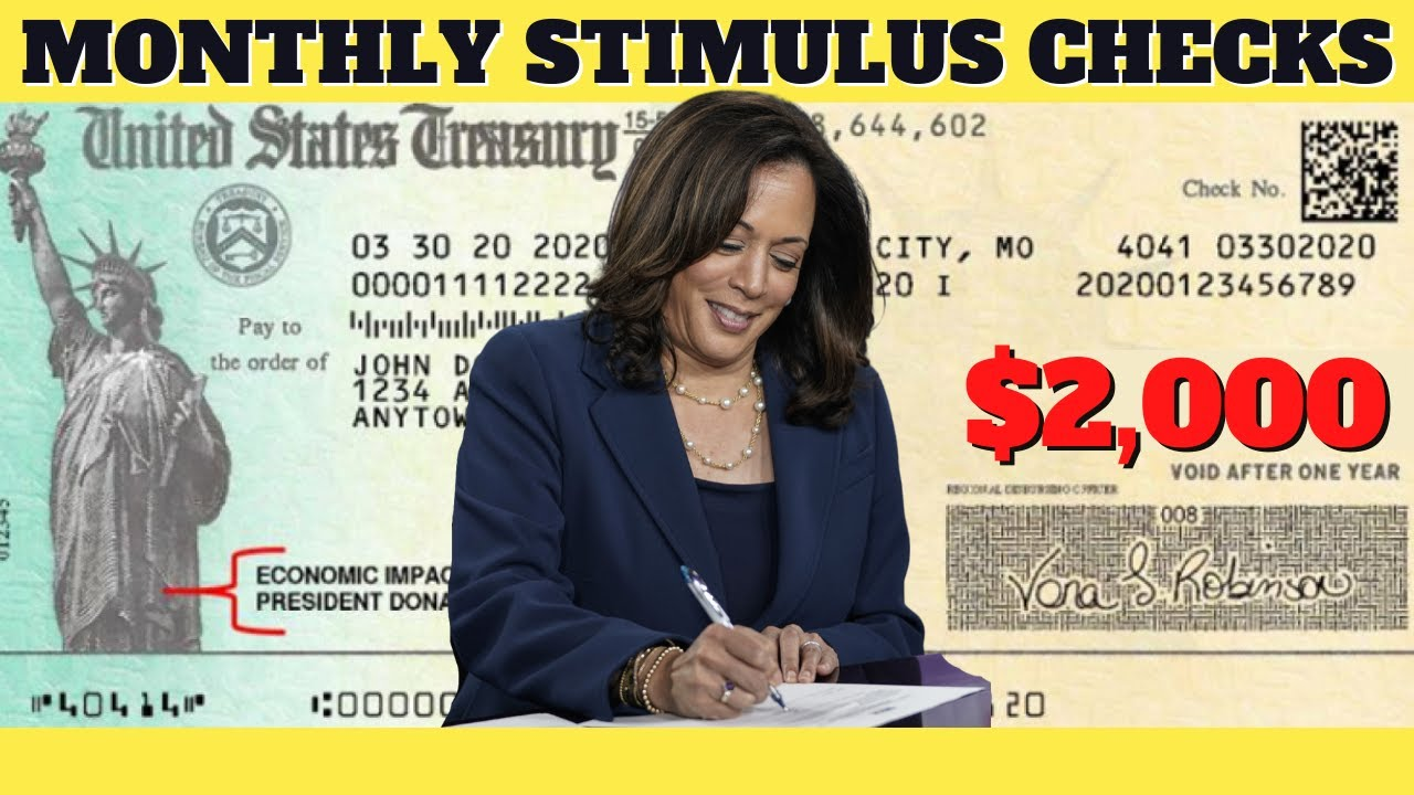 YES! STIMULUS COMING IN 2 MONTHS! IT'S HAPPENING! Fourth Stimulus Check Update: 4th Check + Dogecoin
