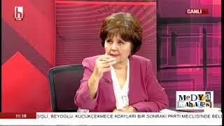 CHP 39 nin en uzun gecesi Ayşenur Arslan ile Medya Mahallesi 1 Bölüm 28 01 2019
