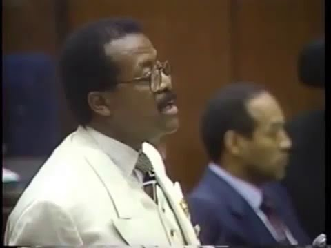 O.J. trial: Darden vs. Cochran...vs. Ito.