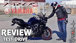 BEST Test drive | Yamaha FZ6 S2 | FULL REVIEW!!!