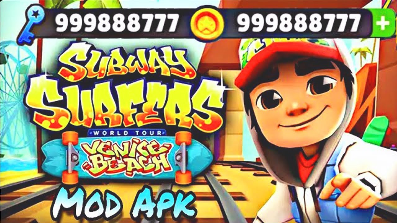 download subway surfers mod apk unlimited coins