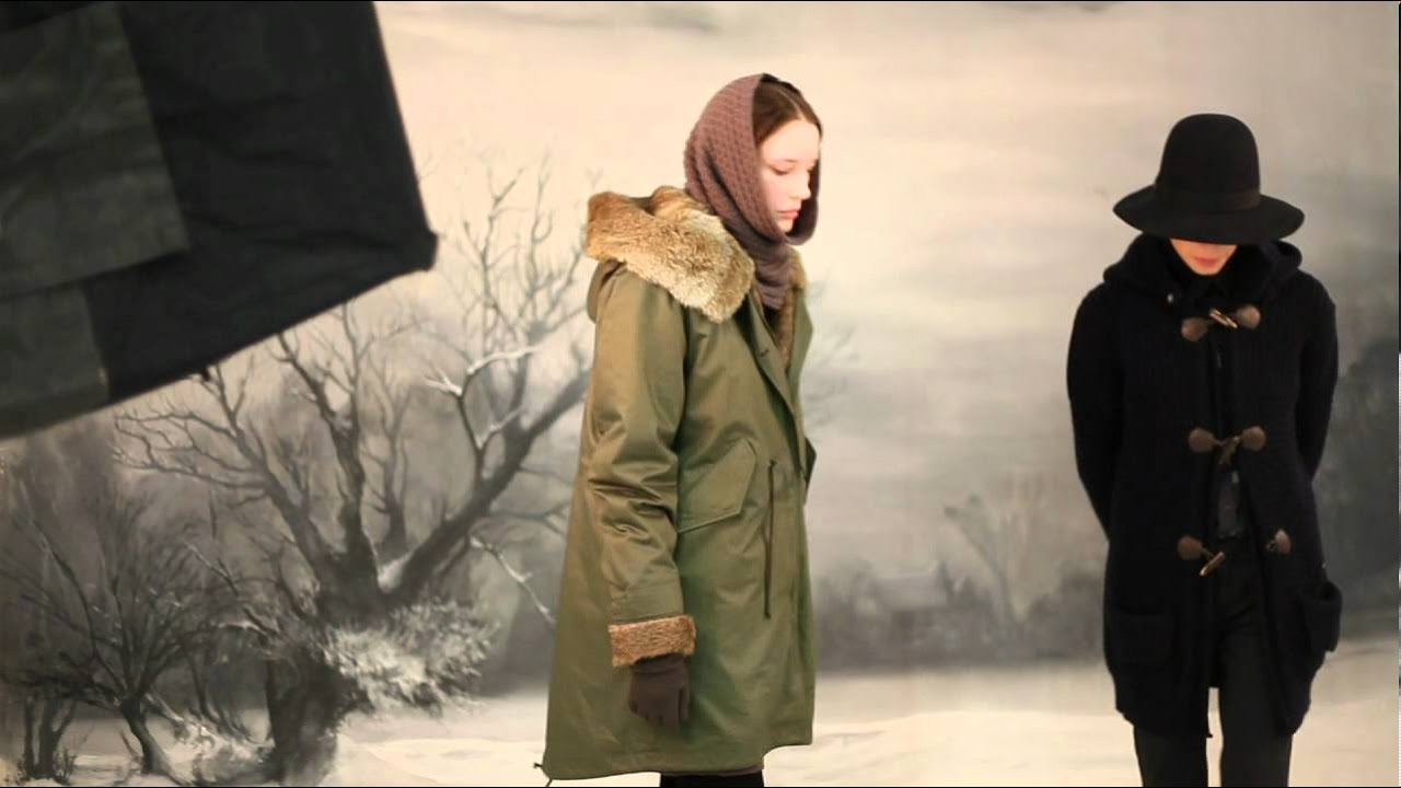 woolrich john rich bros new campaign fw 12 backstage. Black Bedroom Furniture Sets. Home Design Ideas