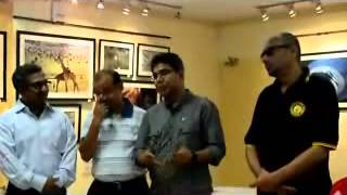 Photo exhibition organised by West Bengal Orthopaedic Association
