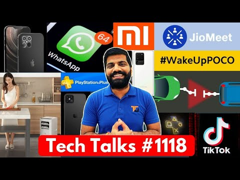 tech-talks-#1118---poco-f2-launch,-xiaomi-privacy-issues,-tiktok-covid-info,-poco-f2-price,-jiomeet