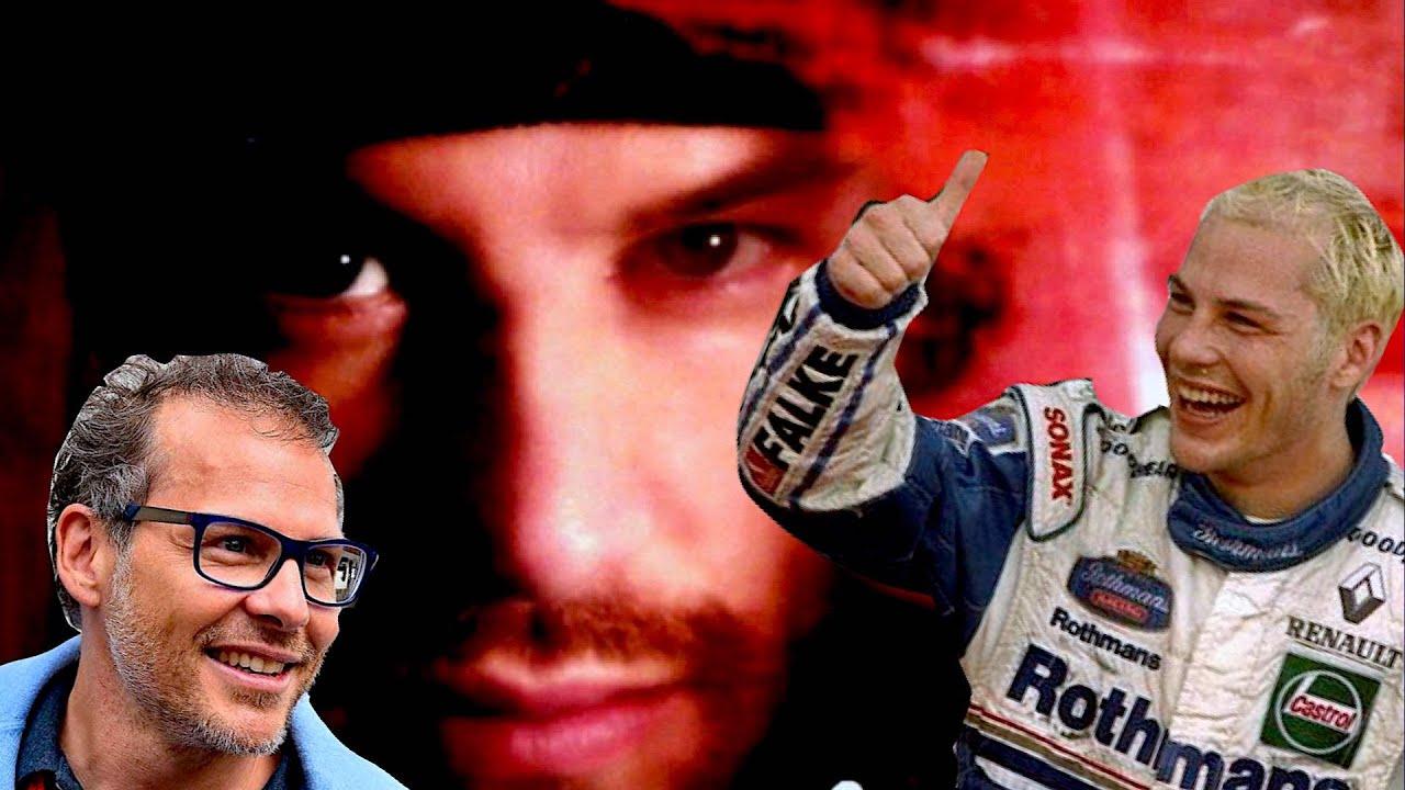Jacques Villeneuve - Do You Accept Me as Champ? (Accepterais-Tu? Parody)
