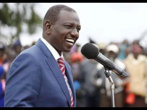 DP Ruto says Kenyans should not be anxious about ongoing political events