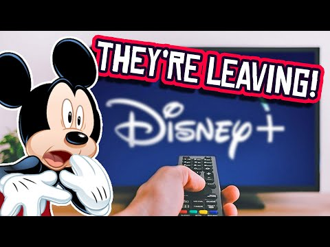 Disney Plus Execs Are JUMPING SHIP! TikTok BAN Coming?