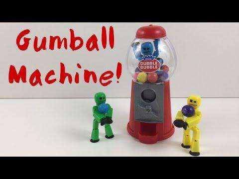 The Gumball Machine! | #stikbot