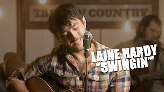 Laine Hardy Covers John Anderson's Swingin - Live, Acoustic and Fantastic!