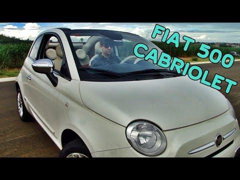 Fiat 500 Cabriolet (conversível) 2014