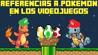 Referencias a Pokemon Ocultas en los Videojuegos - Pepe el Mago