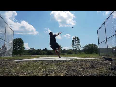 Practice and Throws Clinic at 12th Rock