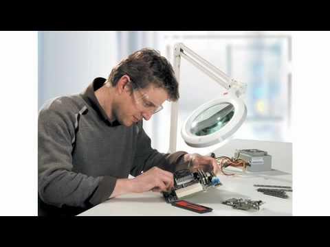 Daylight Ultra Slim Magnifying Lamp XR 22080