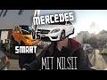 MERCEDES oder SMART ?! | Murkel mit Nilsii [Vlog]