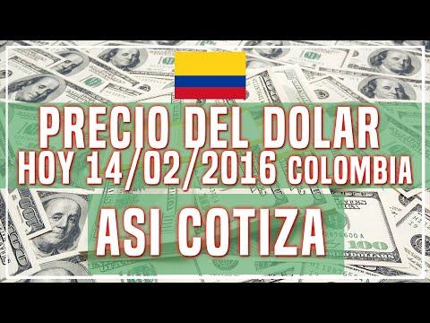 Cambio de Euro a Peso Colombiano