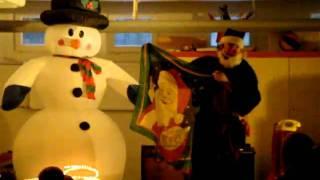Weihnachtswichtel Willi 2010