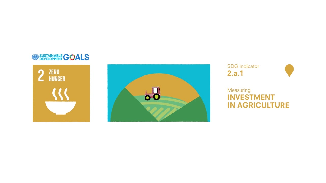 2 a 1 Public Investment in agriculture | Sustainable Development