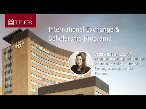 International Exchange & Scholarship Programs