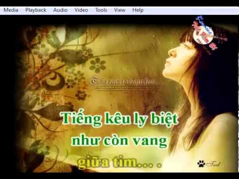 karaoke tanco Nhung Ngay Xua Than Ai -  ca voi 545