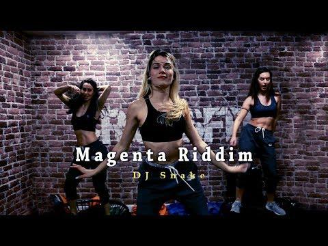 DJ Snake  Magenta Riddim Dance  Zumba  Choreography
