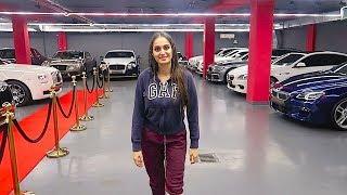 Dubai's Secret Car Collection !!!