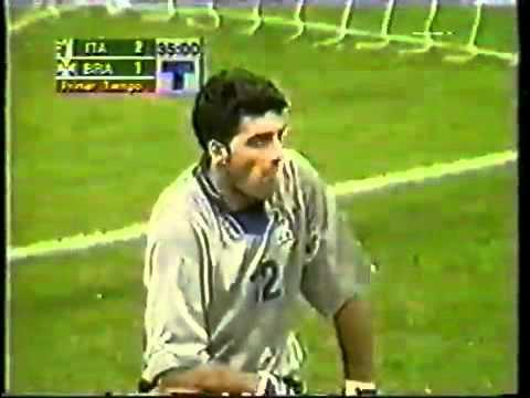 Italy vs Brazil 3-3 Torneo de France 1997