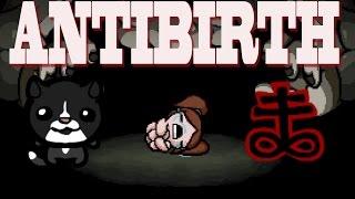 ANTIBIRTH! Filthy Brimpy  vs Witness | OP Bethany run | Binding of Isaac Rebirth: Antibirth