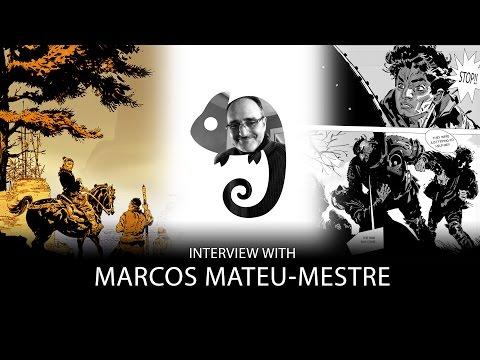 Marcos Mateu-Mestre Interview