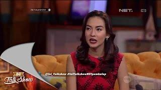 Ini Talk Show 11 Januari 2015 - Pembalap Segmen 3/4 - Nadine Chandrawinata, Karina Nadila