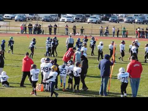 2016 Atlantic County(NJ) Pee Wee All Star Football (2nd half)
