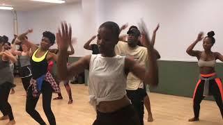 Video Kukuwa® Fitness: Coach Cass African Dance Intensive: Shelele by E.L. download MP3, 3GP, MP4, WEBM, AVI, FLV Oktober 2018