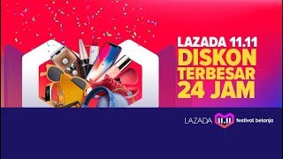 11 Tips Belanja Festival Lazada 11.11