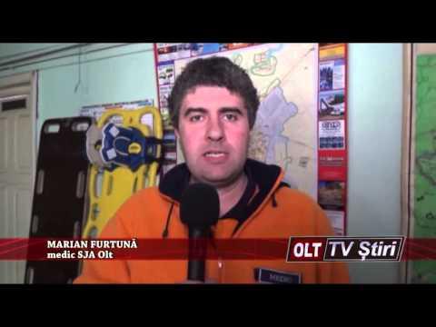 SCANDAL TIGANESC LA PIATRA OLT 0703