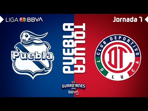Puebla Toluca Goals And Highlights