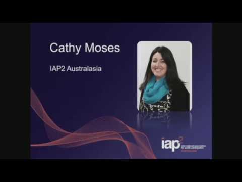 IAP2 Australasia 2018 Core Values Awards Q&A webinar