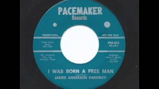 JAMES ANDERSON PARKWAY - I Was Born A Free Man - PACEMAKER