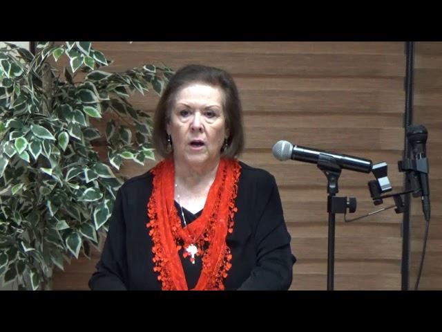 Women's Christian Fellowship Lesson 12 Revelations 2 13 2020