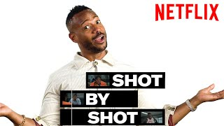 Marlon Wayans Breaks Down Sextuplets Jail Scene | Shot by Shot | Netflix